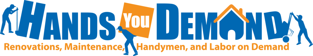 Hands You Demand Logo
